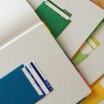 塩カルビ家のレッスン記録カード収納法