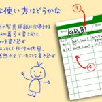 【オリジナルデータ】レッスン記録カード(Green)